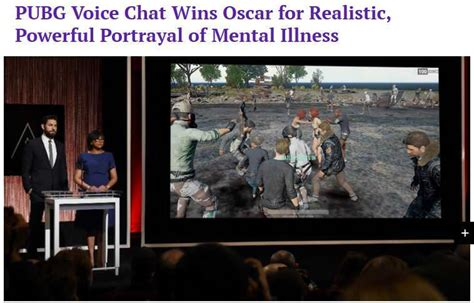 pubg jobs pubg voice chat wins oscar for realistic powerful