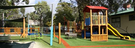 our outdoor play area yarrambat preschool