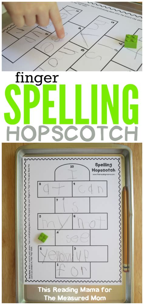 printable games to play with spelling words free spelling game for kids spelling hopscotch the