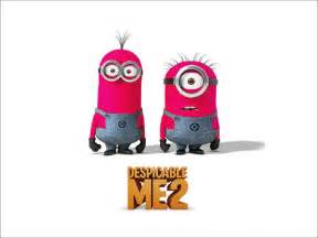minion colors despicable me 2 minions in different colors