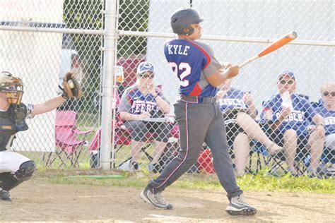 check swing baseball in b baseball battle west union tops peebles 11 7