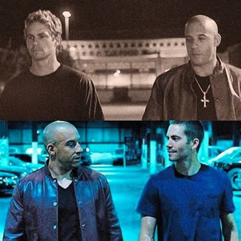 fast and furious years dom brian through the years fast and furious