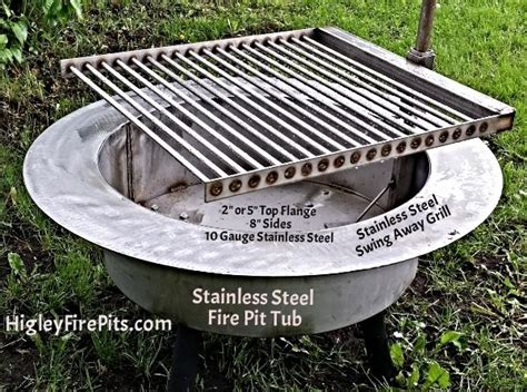 higley pits 1000 images about higley firepits on stainless steel pit pit ring and