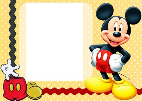 mickey mouse template free download clip art free clip
