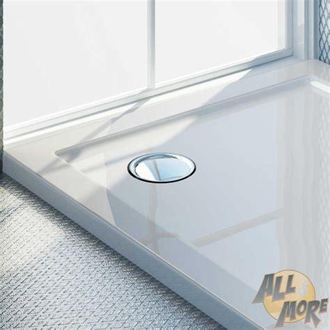 piatti doccia 80x90 piatto doccia acrilico 80x90 cm rettangolare angolare