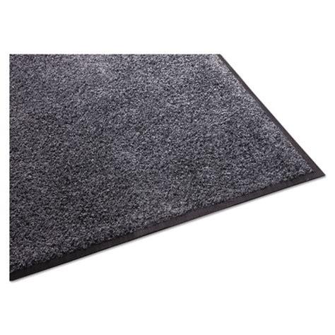 Gray Indoor Doormat Guardian Platinum Series Indoor Wiper Mat