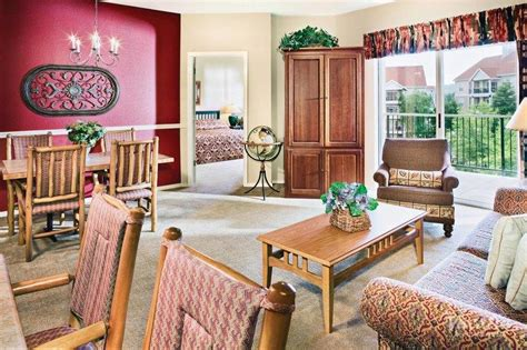 Wyndham Branson At The Meadows Floor Plans by Two Bedroom Two Bath Wyndham Branson At The Meadows