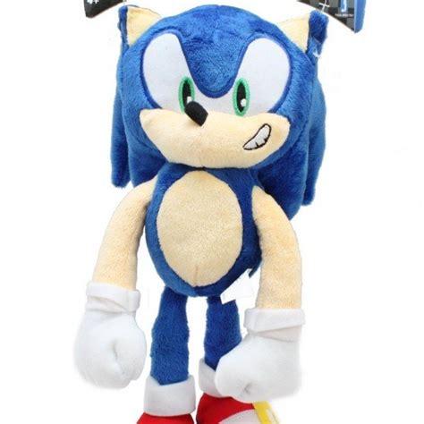 sonic the hedgehog plushies
