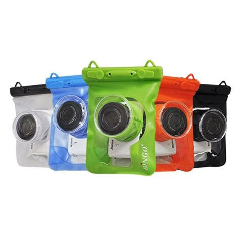 Kamera Waterproof bingo waterproof kamera lensa 70mm wp01 15 wp01