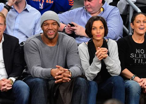 michael strahan and his wife 8 black celebrity pairs who have dated the same people