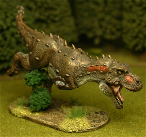 Science Triceratops Miniature Papercraft Science True Things