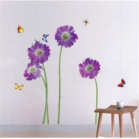 purple wall stickers purple wall decals 2017 grasscloth wallpaper