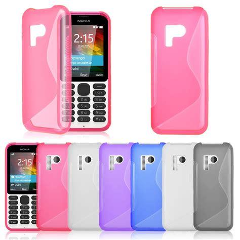 Silicon Nokia 215 For Nokia 215 Dual Sim Cover S Line Soft