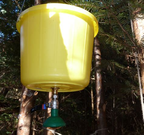 Outdoor Electric Shower by How To Shower Without Electricity Permaculture Magazine