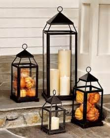 homes cute decor really like how people are filling their lanterns with gourds and