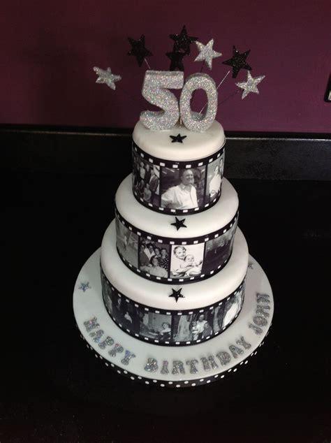 film reel cake  edible images  birthday cake  andrias cakes scarborough misc