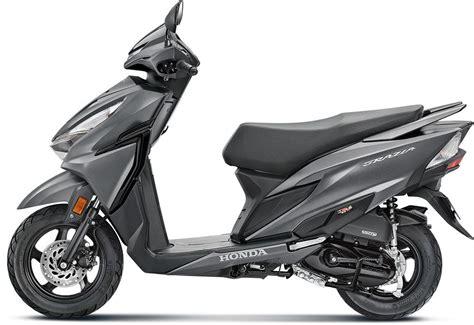 honda grazia  deluxe bs motosiklet sitesi