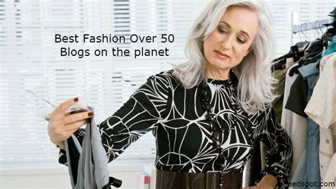 15 fashion over 50 blogs and websites for fifty plus women