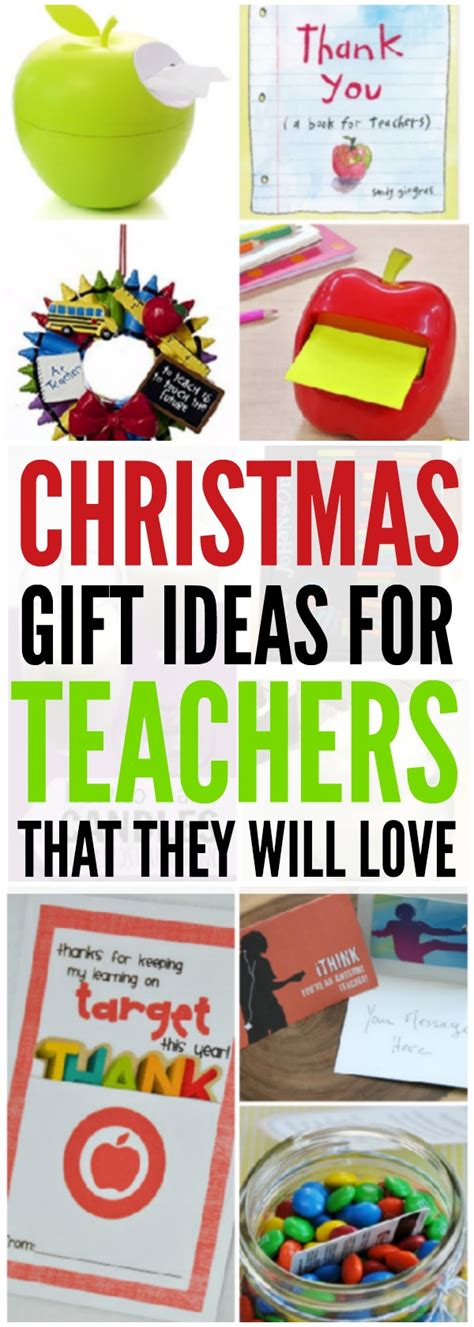 20 christmas gift ideas for teachers coupon closet