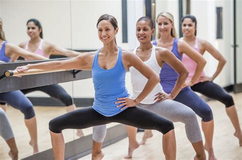 Fit Classes by Total Barre Fitness With Britt