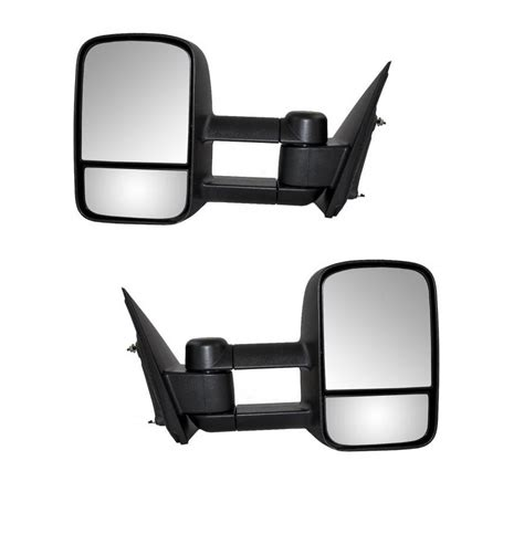 tow mirrors gmc 2500hd 2015 gmc 2500 towing mirrors autos post