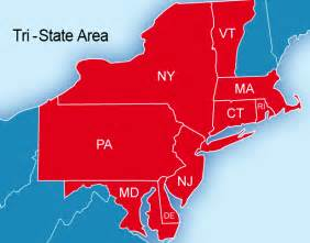 Tri State Map by Opinions On Tri State Area