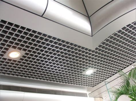 Grid False Ceiling Materials China False Grid Aluminum Ceiling Photos Pictures Made