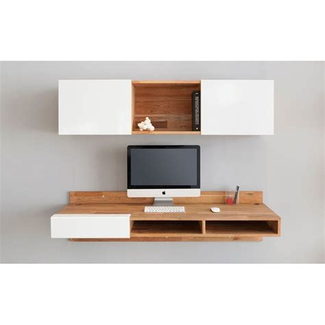 Wall Mounted Desk by 25 Best Ideas About Wall Mounted Desk On Wall