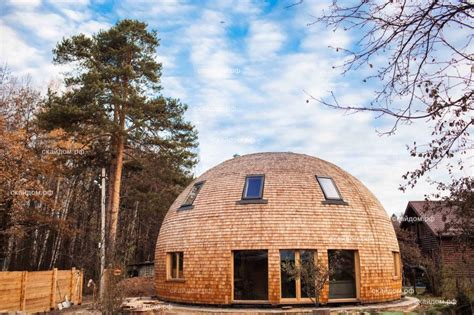 geodesic dome house gorgeous russian dome home of the future withstands
