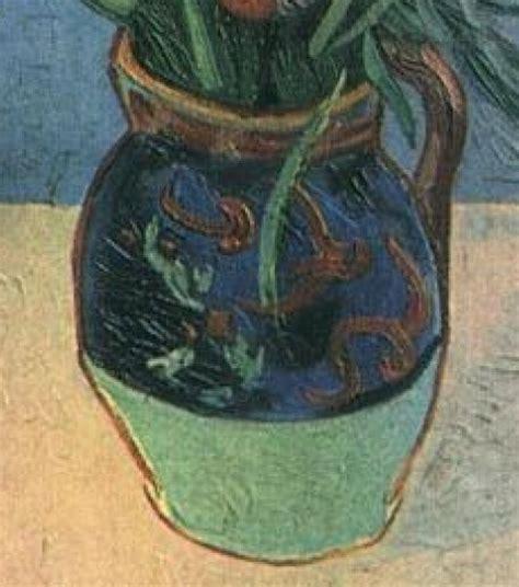 vaso di gogh vaso con oleandri di gogh analisi