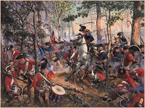 revolution siege revolutionary war battles years 1778 1781