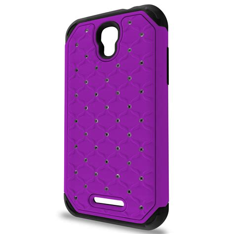 alcatel phone cases bling hybrid phone alcatel one touch