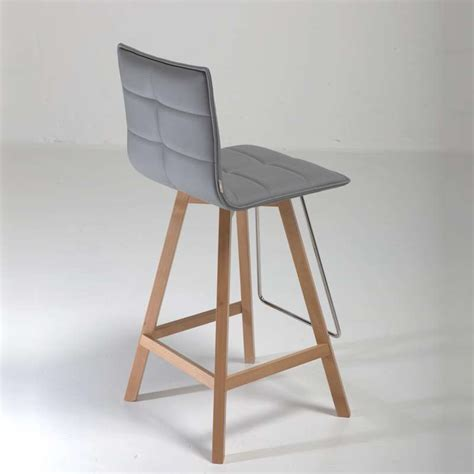 Tabouret Snack Design by Tabouret Snack Design En Bois Et Synth 233 Tique Iris 4