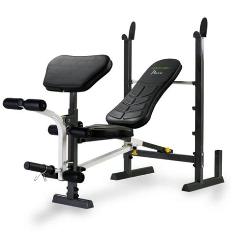 weight bench tesco buy tunturi pure compact weight bench and rack with