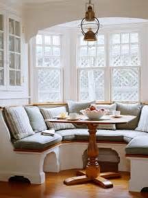 Kitchen Banquette Furniture Modern Furniture 2014 Comfort Breakfast Nook Decorating Ideas