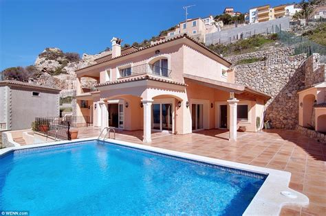 brat house a look at angelina jolie and brad pitt s house in spain