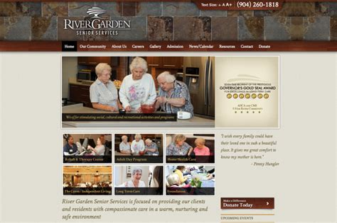 river garden hebrew home employer information for river