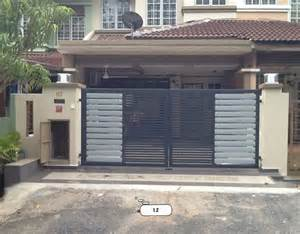Malaysian Home Design Photo Gallery by House Gate Design Malaysia Photo Pictures To Pin On Pinterest