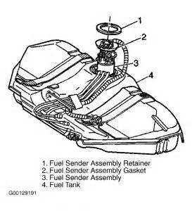 2002 chevy cavalier fuel filter location 2002 free