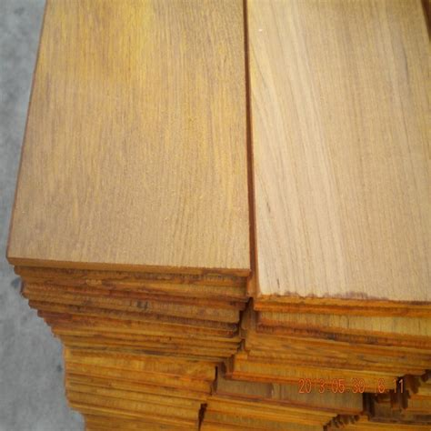 Raw Burma Teak Board   The best teak wood for flooring