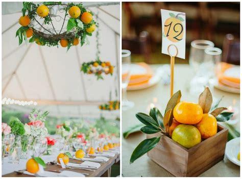 centro tavola con frutta 20 idee per decorare il tuo matrimonio con la frutta