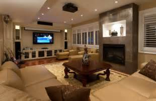 Finished Basement Decorating Ideas Cool Basement Pictures