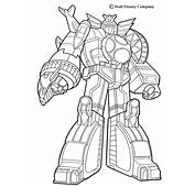 Giant Robot Coloring Pages  Hellokidscom