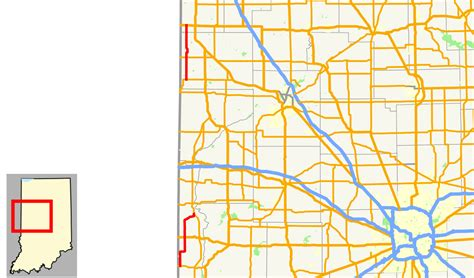 file map of indiana state file map of indiana state road 71 svg