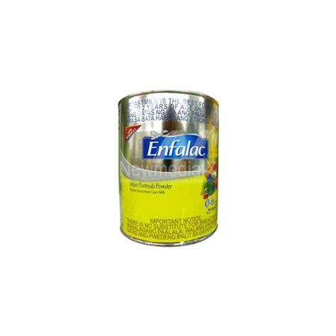Formula Enfalac Enfalac Infant Formula Powder 0 6 Mos 900g Gotindahan