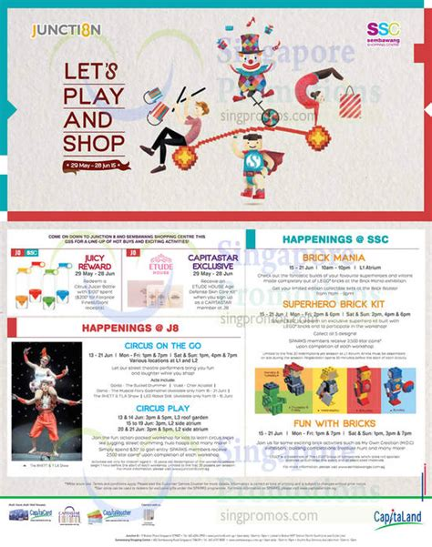 junction 8 new year promotion junction 8 sembawang shopping centre gss promotions 31