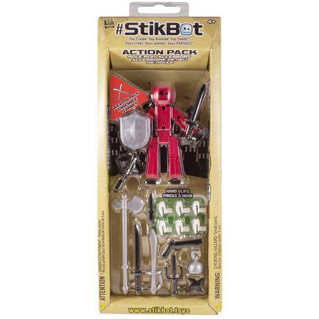 Cat Patio Zing Stikbot Action Figure Pack Walmart Ca