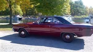 1968 Dodge Dart Gts For Sale 1968 Dodge Dart Gts For Sale In Stoney Creek Ontario