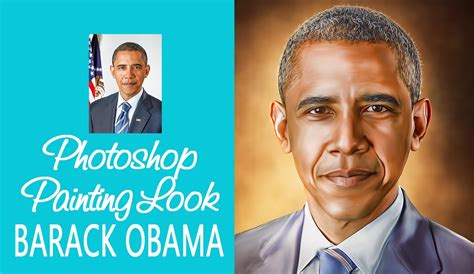 tutorial smudge painting photoshop cs3 youtube president barack obama photoshop smudge painting