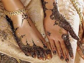 eid mehndi design for hands and foot easyday